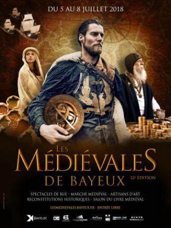 medievales_bayeux_2018_affiche30x40