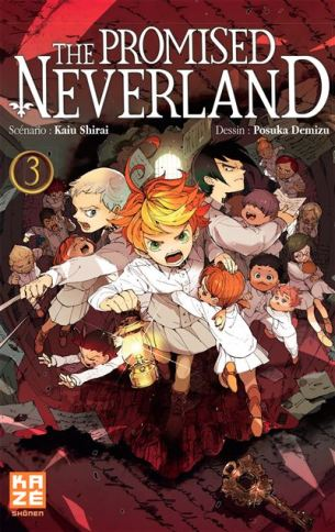The-Promised-Neverland - Copie